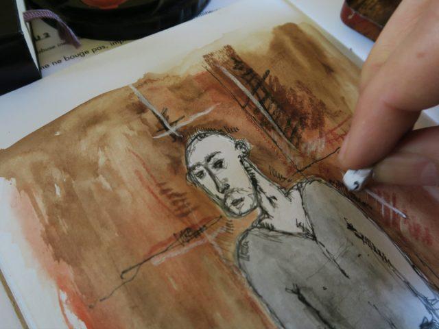 """""""Staring man"""" un film de Julien Tatham"""